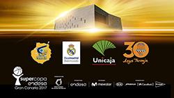 Supercopa Endesa Gran Canaria 2017 equipos