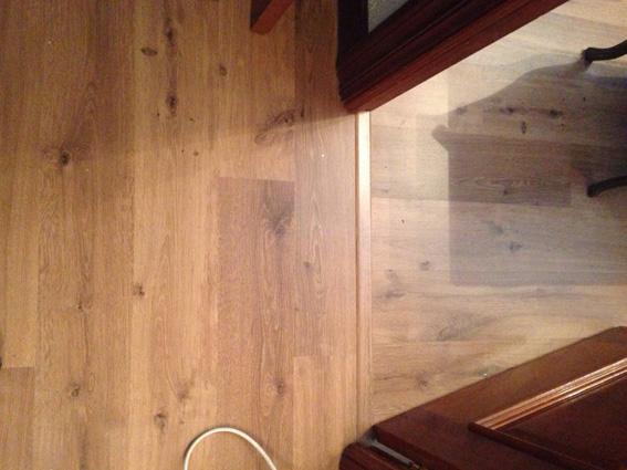 Instalación laminado gama Eligna, QUICK STEP Parquets Nervion