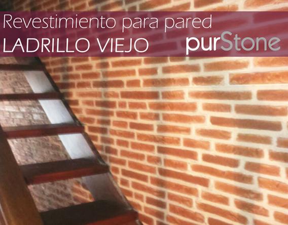 instalacion revestimiento pared pur stone