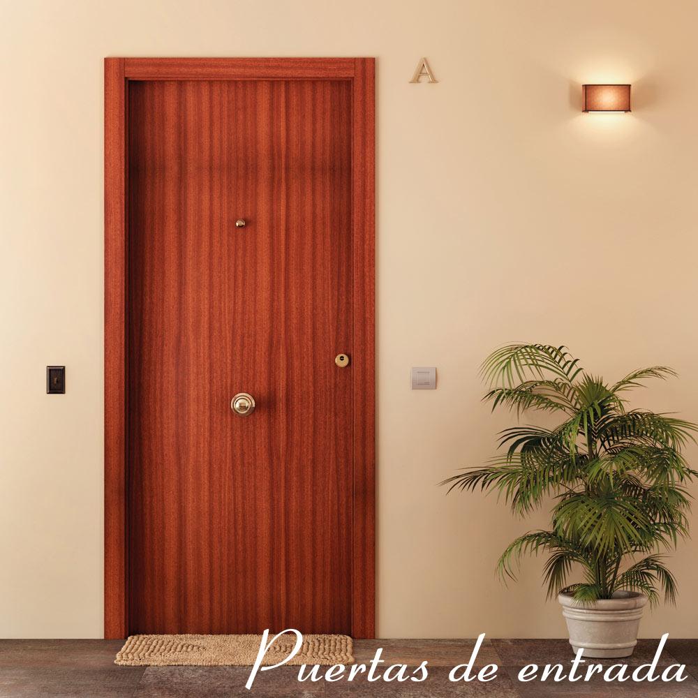 Puertas De Entrada Exterior Puertas De Exterior De Madera Cuenca