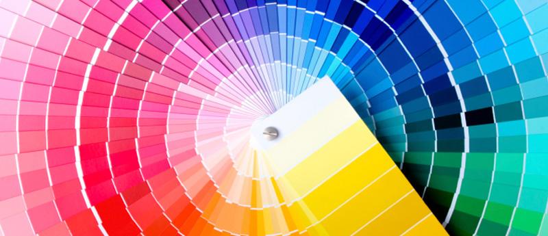 Trabajos de pintura en interiores. Decoración