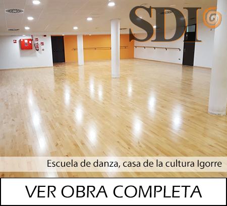 Escuela de danza Igorre