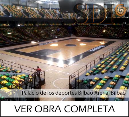 Palacio de los deportes Bilbao Arena