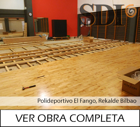 Polideportivo El Fango Rekalde Bilbao