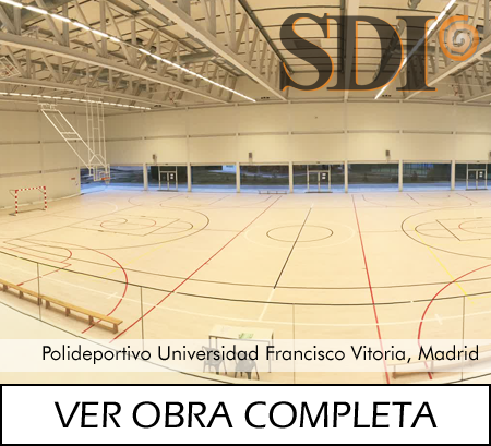 Polideportiva Universidad Francisco Vitoria, Madrid