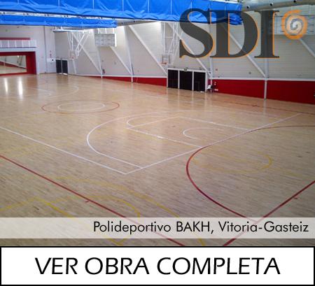 Polideportivo BAKH, Vitoria-Gasteiz