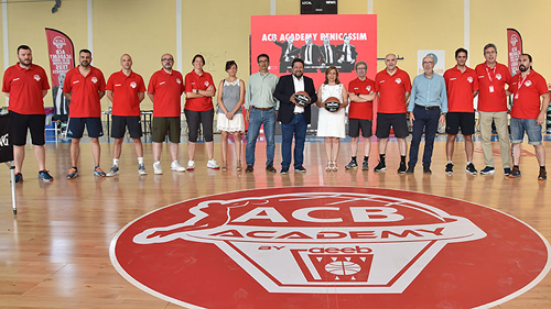 ACB ACADEMY BENICASSIM 2018