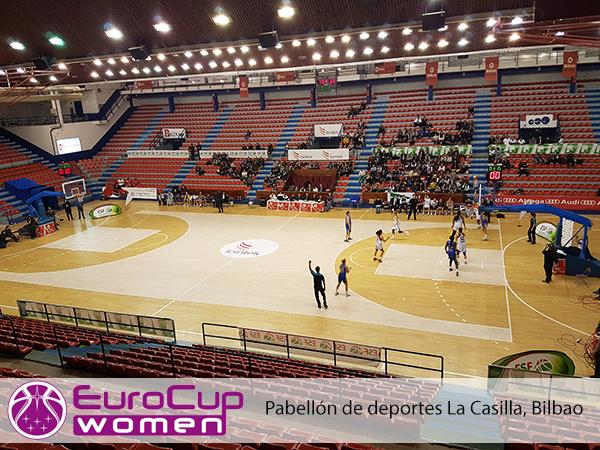 Eurocup Women La Casilla Bilbao