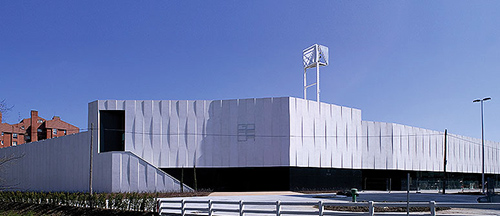 Polideportivo Gobela Getxo