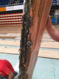 placas madera maciza